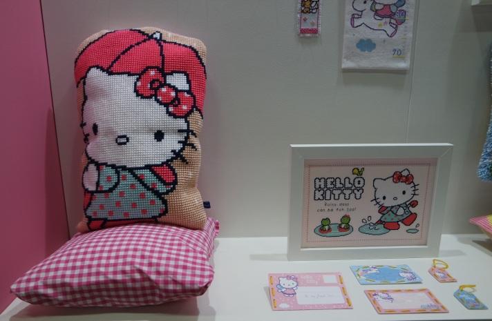 Vervaco, Hello Kitty Kreuzstich